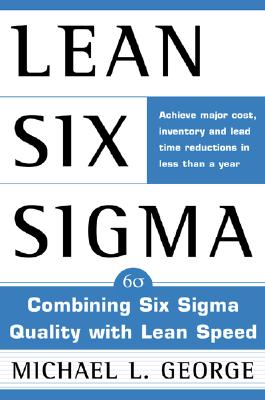 Lean Six Sigma By George, Michael L.